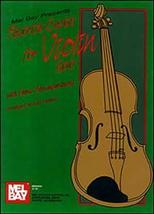 Favorite Carols For Violin Solo Songbook/New  - $8.95