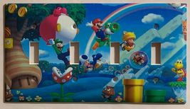 Super Mario Bro Light Switch Power Duplex Outlet Wall Plate Cover Home Decor image 5