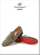 Piergitar gold spiked shoe 4 thumb200