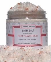 Bath Salt Grapefruit WithEpsom Salt, Dead Sea Salt, Pink Himalayan Salt... - $29.65