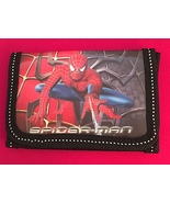 Cool Spider-Man Children's Wallet— Boy's Gift  More Fun Characters Avail... - $7.00