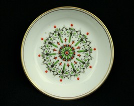 Vintage Royal Worcester Bone China Made in England Round Pin Tray Enamel... - $20.54