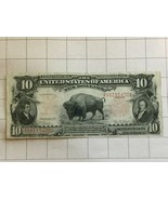 United States Note Series of 1901 Ten $10 Dollar note NICE - $650.00