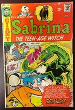 SABRINA THE TEEN-AGE WITCH #16 (1973) Archie Comics VG - $9.89
