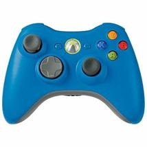 Xbox 360 Wireless Controller Blue [Xbox 360] - $58.97