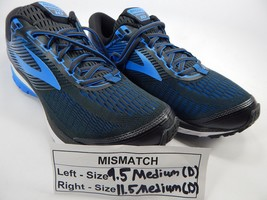 MISMATCH Brooks Ghost 10 Size 9.5 M (D) Left & 11.5 M (D) Right Men's Shoes
