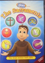 Brother Francis The Sacraments Coloring & Activity Book Children's Brand... - $8.15