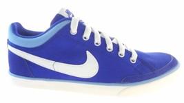 Nike Capri Iii Cnvs Women's Hyper Blue Sneakers Sz 8, 10, #580609-442 - $48.44