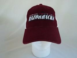 University of Arkansas Razorbacks Cap Hat Starter Mens snapback VTG - $19.25