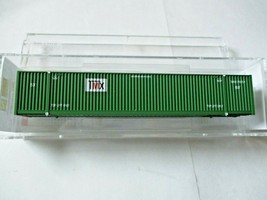 Micro-Trains # 46900162 TMX Shipping 53' Corrugated Container N-Scale image 1