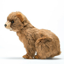 HANSA Bear Baby Plush Doll Real Cute Animal Stuffed Toy - $90.37