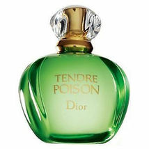 Christian Dior Tendre Poison Perfume 3.4 Oz Eau De Toilette Spray image 2