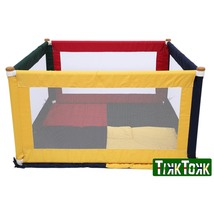 TIKK TOKK POKANO Fabric Playpen - Square - Colourful - $165.57