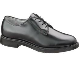 $ 155.00 Bates  00752 Leather DuraShocks Oxford, Black,  Size 8.5 N - $79.19