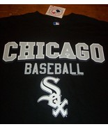 CHICAGO WHITE SOX MLB BASEBALL T-Shirt MENS LARGE NEW w/ TAG - $19.80