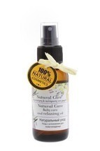 100% Natural Baby Care and Relaxing Oil with natural extracts. 50ml. - $14.34