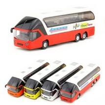 1:32 Diecast Passenger Bus Model Double Decker Tour Premier Airport Express - $25.99