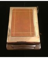 Vintage 60s Bates Listfinder Address Book with slide edge - $20.00