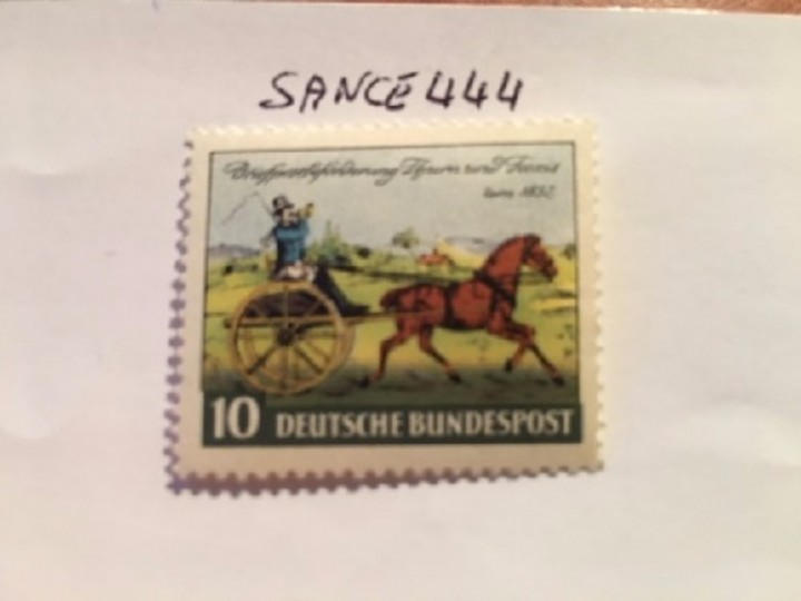 Germany Thurn & Taxis stamp centenary mnh and 50 similar items