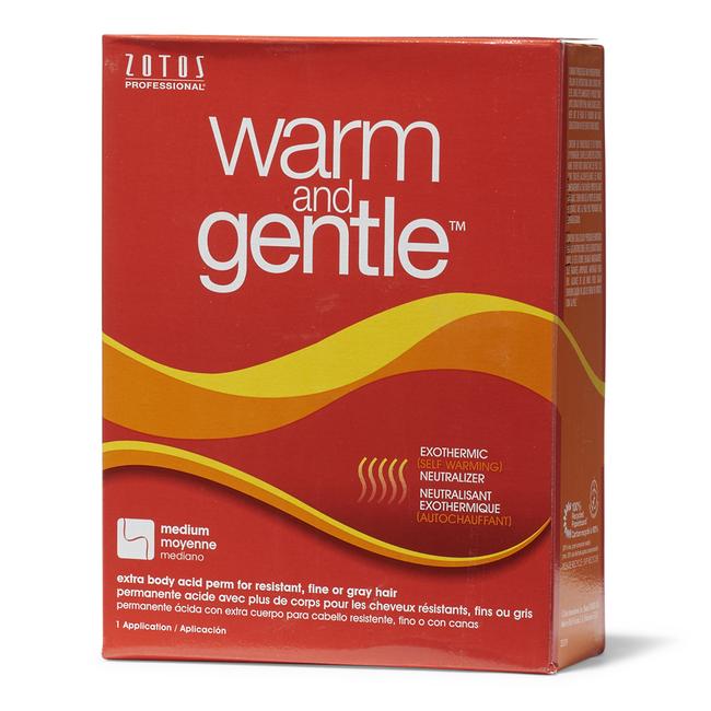 Zotos Piidea Warm & Gentle Perm Extra-Body