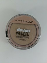 Maybelline Dream Wonder Pressed Powder #65 Classic Beige Mirror .19 oz - $7.92