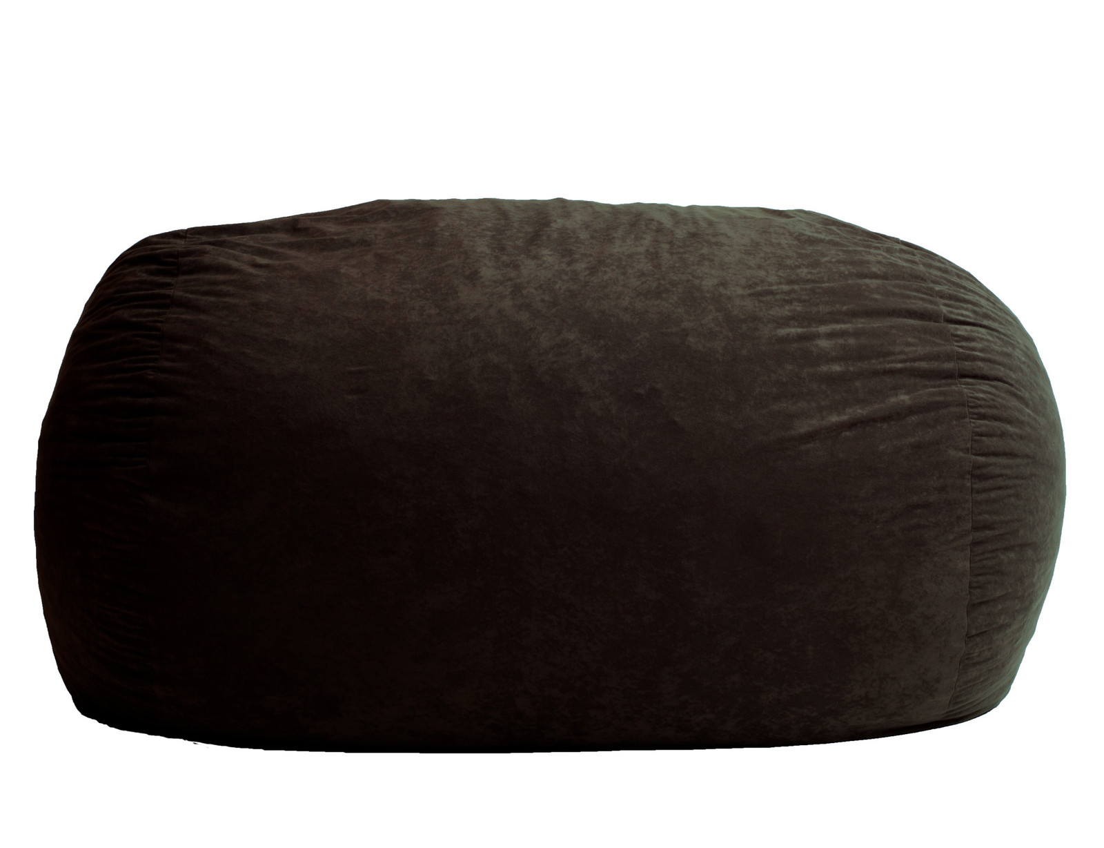 Bean Bag Sofa Xl Extra Large Black Furniture Relax Family