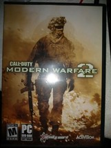 Call of Duty: Modern Warfare 2 (PC, 2009) Activision - $3.96