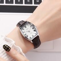 Women Fashion Casual Genuine Leather Strap Watch Female Vintage Retro Wa... - $56.17