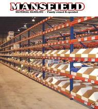Unirak Frame Upright 144 x 48 Pallet Rack Shelving New Mansfieldfw New - $107.00
