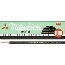 Mitsubishi Pencil pencil Uni 9800 office K98002B - $7.57