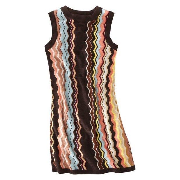 68e5b5f0dd4 Missoni Target Womens Sleeveless Chevron Zig and 50 similar items. S l1600