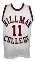 A Different World Coach Walter Oakes Hillman College Basketball Jersey Any Size image 3