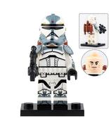 Clone Commander Wolffe - Wolfpack Star Wars Custom Minifigures Building ... - $2.99