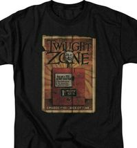 """The Twilight Zone t-shirt Episode No 42 """"Nick of Time"""" graphic tee CBS1243 image 3"""