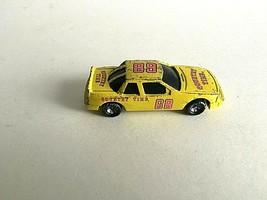 Vintage #68 Country Time Lemonade KraftGeneral Foods Stock Car Yellow Na... - $8.66