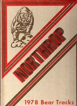 Northrup High School, Ft. Wayne, Indiana 1978 Yearbook, Bear Tracks - $27.26