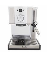 Breville ESP8XL Cafe Roma Stainless Espresso Maker - $229.99