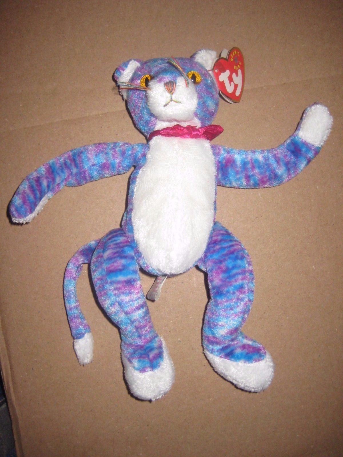 Kooky Ty Beanie Baby Mint With Mint Tags.. and 50 similar items. S l1600 c466ebaa4d07