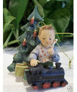 Hummel Ornament - Full Speed Ahead - 935254 NIB  - $22.00