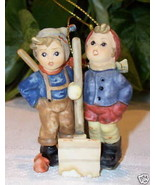 Hummel Ornament -Snow Day - 935257 NIB  - $22.00