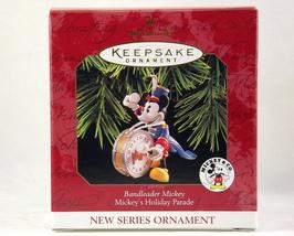 Hallmark 1997 bandleader mickey ornament 1 thumb200