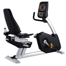 NEW Steelflex PR10 LED Display 8-Program Matrix Recumbent Bike - $2,199.00