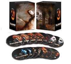 Halloween: Complete Collection Scream Factory (Limited Deluxe Edition) [Blu-ray] image 1