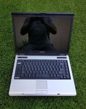 Toshiba Satelite A105-S4334 System Unit Laptop FOR PARTS OR REPAIR ONLY - $56.09