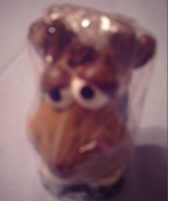 Collectable Rudolph the Rednose Reindeer Christmas Candle - $10.00