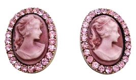 Express Your Love For Your Morther Buying Vintage Cameo Jewelry - $15.98