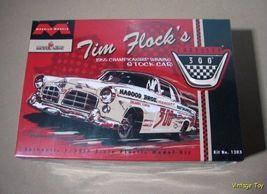 ~ Moebius Tim Flock Vintage NASCAR  Kiekhafer 1955 Chrysler - 1:25 Model... - $28.00