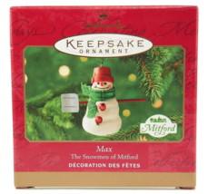 Hallmark max mitford snowman 2000 ornament 1 thumb200
