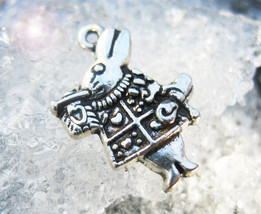 Haunted Free W $49 Order Albina's Lucky Rabbit Charm Magick 925 7 Scholars - $0.00