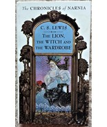 The Lion, the Witch and the Wardrobe - C.S. Lewis - Library Binding - VG - $12.00